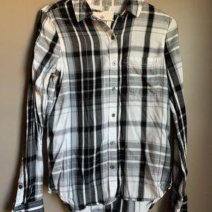 NWOT Khols checkered flannel